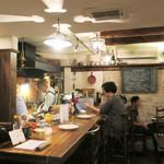 Sala Degustazione - 小さなキッチンとカウンター