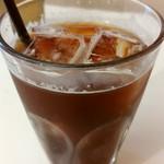 ツバサ食堂 - アイスコーヒー