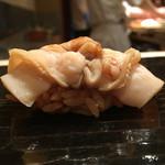 鮨 とかみ - 2016/7_煮蛤
