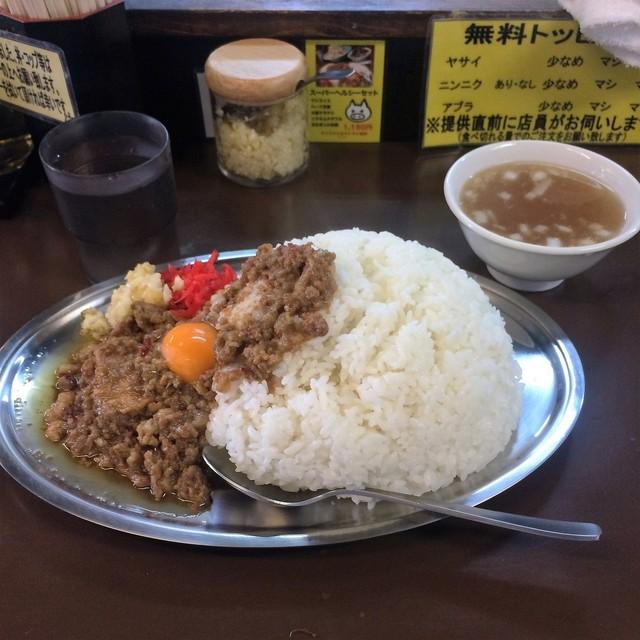 立川マシマシ 秘密工場