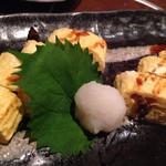 大阪産(もん)料理 空 - 地玉子鰻巻き