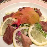 大阪産(もん)料理 空 - 犬鳴豚の塩焼き