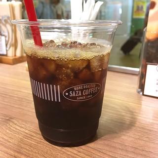 サザコーヒー エキュート品川店 - 水出しアイスコーヒー。