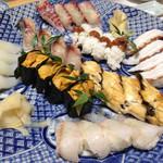 54897082 - 寿司!寿司屋はやはり寿司が旨いです!