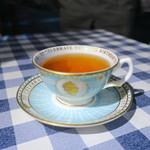 Sala Degustazione - エリザベス女王カップで紅茶