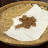 ふじや - 料理写真:サービスの蕎麦菓子