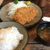 とんかつ石亭 - 料理写真:ろーすかつ定食