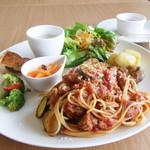 イタリア料理 ジラソーレ - 料理写真:ワンプレートランチ