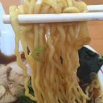 オランダ亭 - 【2016.8.10】玉子の風味がする中加水中細麺。