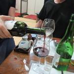 なす野 - 2016.08/14 赤ワインを・・