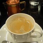カフェ・ド・エトワール - モーニングセット(コーヒー)