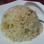 桂林飯店 - 半炒飯のアップ