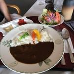 那須ちふり湖カントリークラブレストラン - オリジナルカレー