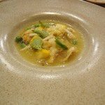 54901004 - 野菜と貝のスープ