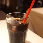 ル・ヴァン ドゥ - アイスコーヒー