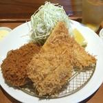 あげ福 - 肉ミックス