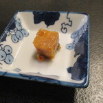蕎麦屋 籔半 - 塩ウニ