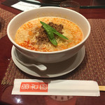 54904233 - 2016年8月。四川担々麺1080円。