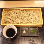 汐見 - 蕎麦