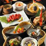 蟹工船 - 料理写真:たらひれ
