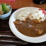 井田長 - カレーライス 620円