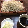 辰巳庵 - 料理写真:もりそば