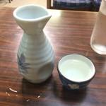 辰巳庵 - 御酒