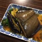 辰巳庵 - カレイの煮つけ