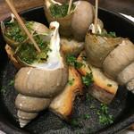 オリオリ - 白バイ貝のエスカルゴバター ¥600