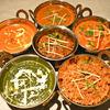 和印道 - 料理写真:36種類以上の本場味のインドカレー