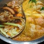54910302 - すき焼き&カレー鍋