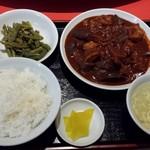台湾小皿料理 新台北 - 台湾風カレー