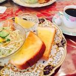 カフェ アポロン - 料理写真: