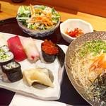 54915520 - 冷麺ランチ(990円)