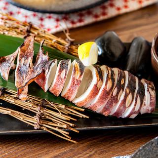 牡蠣以外のお料理もいろいろございます。