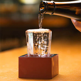 美味しい日本酒もご一緒に…