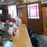 キコク食堂 - 内観