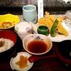 丸福寿司 - 料理写真:ランチ 天ぷら定食\650
