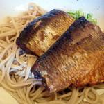 カフェドゥソバ 凜 - 料理写真:数量限定 ぶっかけ鰊(950円)