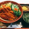 桑桑 - 料理写真:ソースかつ丼  850円