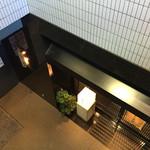 茅場町 長寿庵 - 2016年8月。