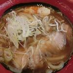 無添くら寿司 - 旨辛豚骨醤油ラーメン(税別360円)
