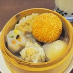 中華旬彩料理 東方紅 - 点心セット