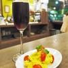 イオンリカー - 料理写真:パンプキンサラダ