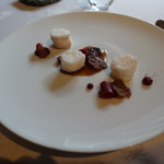 Restaurant Albert 1er - 料理写真: