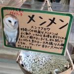 ふくろうカフェ フク×フク - メンメン