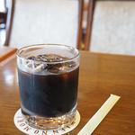 珈琲館 - アイスコーヒー