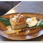 ペパカフェ・フォレスト - 「バンチュイ」。ベトナムのバナナケーキ