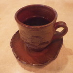 喫茶ガロ - コーヒー(400円)