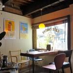 cafe12 - 店内